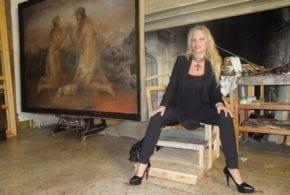 Odd Nerdrum, Norges største maler siden Edvard Munch – en hyllest fra Hanne Nabintu Herland