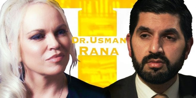 Mohammad Usman Rana Hanne Nabintu Herland Report Den Sekulære Ekstremismen