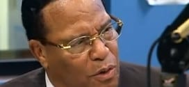 Louis Farrakhan prediction on Libya
