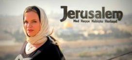 Internasjonal suksess Herland TV serie Jerusalem: Herland Report Jerusalem TV series