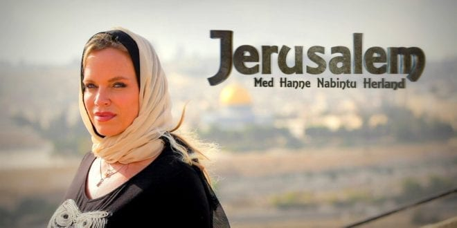 "Internasjonal suksess for Herlands TV dokumentar ""Jerusalem"" – nå på TV i USA"
