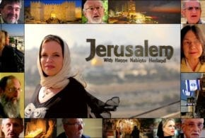 "The TV success ""JERUSALEM,"" now airing on CBN opposes the demonization of Israel and fights Western media bias"