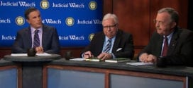 Judicial Watch om sammenblandingen av interesser i Clinton Foundation der Norge ga mest, Herland Report