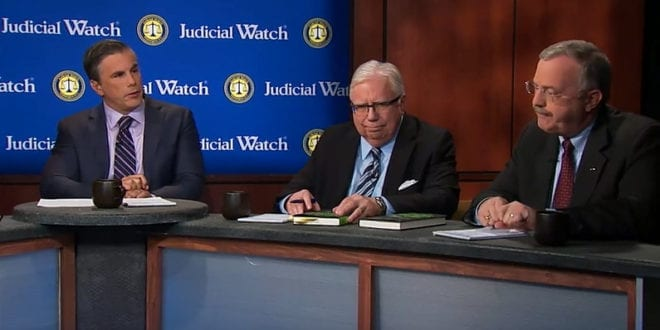 Judicial Watch Herland Report