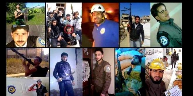 NRK bekrefter den vestlige medietrenden: Full reklame for Al Qaida terrorister i beste sendetid – White Helmets