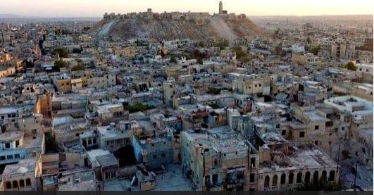 Aleppo. reporternuovo.it