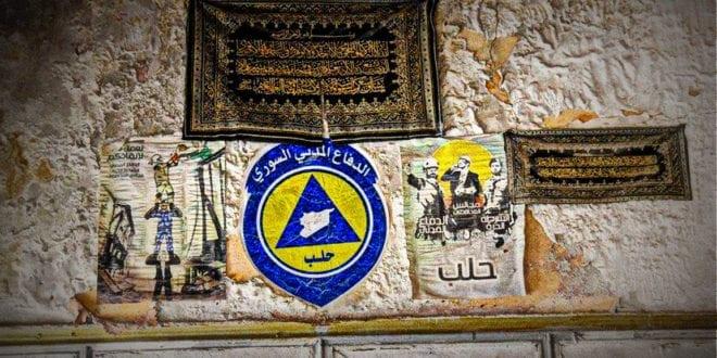 Vår tids største skandale – Vi støtter terrorbevegelsene, vi motarbeider dem ikke?  Eva Thomassen om Syria