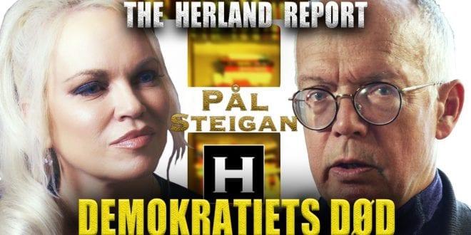 Pål Steigan Hanne Herland Report Demokratiets død