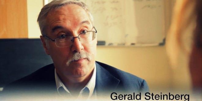 """Vesten støttet ekstremistiske islamister til makten under den arabiske våren – Gerald Steinberg i dokumentaren """"Jerusalem"""""""
