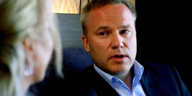 Helge Lurås med Nettavisen RESETT – vil bryte ned den sterke mediesensuren i Norge der kun enkelte perspektiver tillates