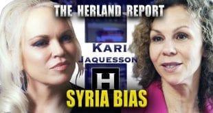 Syria sjokk og propaganda: Herland Report