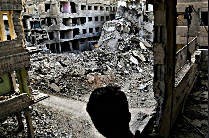 Syria. Photo: Islamabad Times.