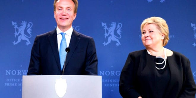 Norway pays billions to Clinton Foundation and world elites, bonus: Borge Brende appointed president of World Ec Forum