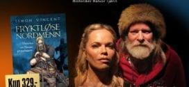 Boken Fryktløse Nordmenn, bestselger hos Ventura, Simon Vincent