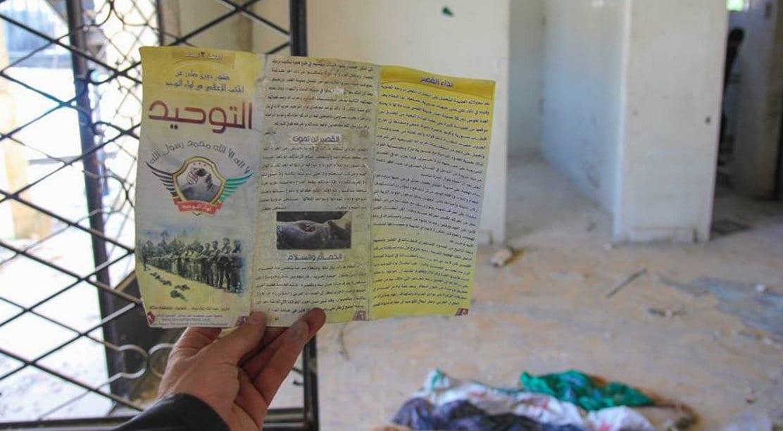 Photo Eva Thomassen, Norwegian aid in Syria