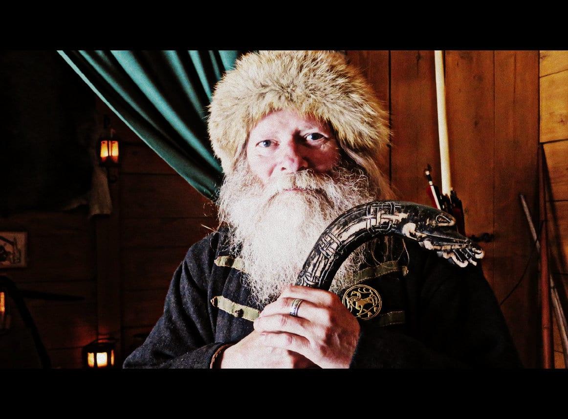 Fryktløse Nordmenn TV serie om vikingtiden, Herland Report