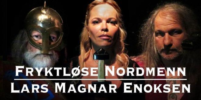 Fryktløse Nordmenn episode 3: Norrøn kultur og glimabryting – Lars Magnar Enoksen