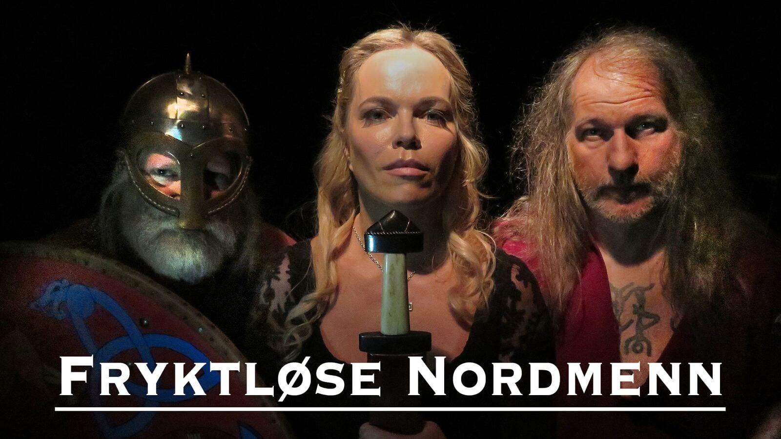 Fryktløse Nordmenn TV serie Herland Report