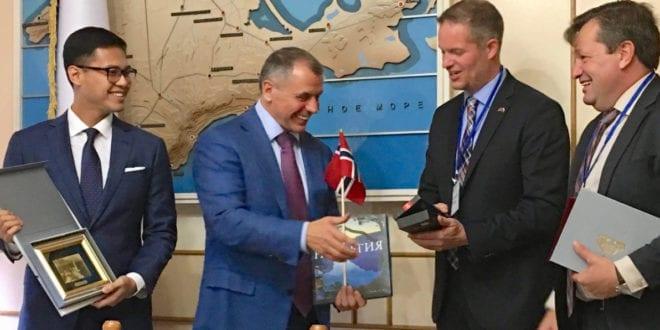 Foreningen Folkediplomati Norge har igjen besøkt Krim: Etterlyser fred, ikke mer krigsstemning – The Herland Report