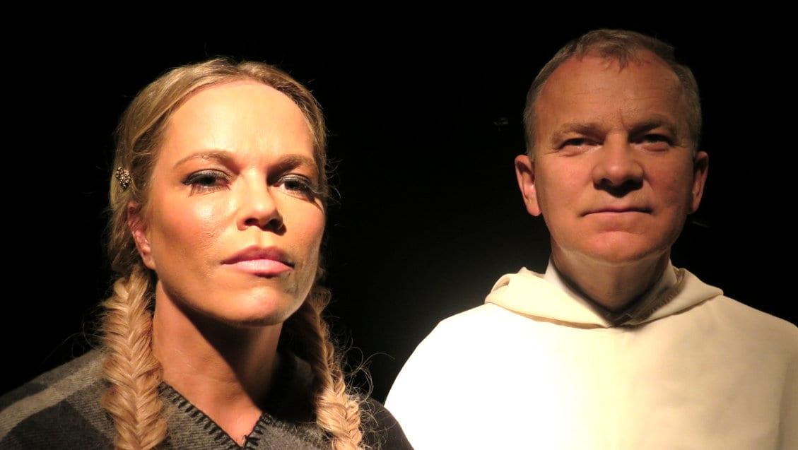 Pater Pollestad snakker om den brutale krigeren, Olav den Hellige i