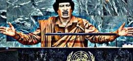 Libya was Africa's richest state, now horrifying atrocities: Muammar Gaddafi UN Herland Report AP