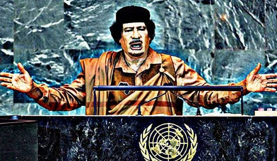 Libya was Africa's richest state, now horrifying atrocities: Muammar Gaddafi UN Herland Report AP