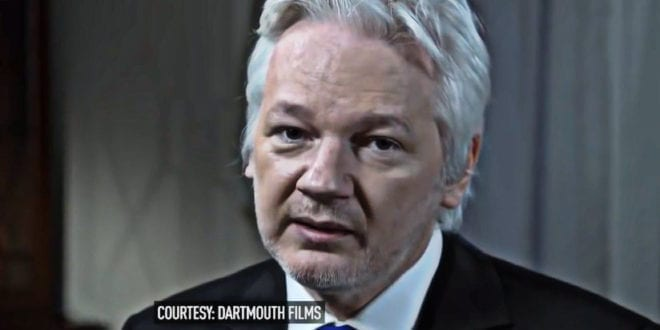 Libya was Hillary Clinton's War – Julian Assange speaking to John Pilger