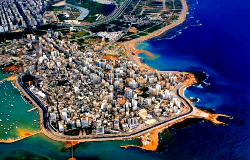 Libya before the war 2011 Travel Time Herland Report