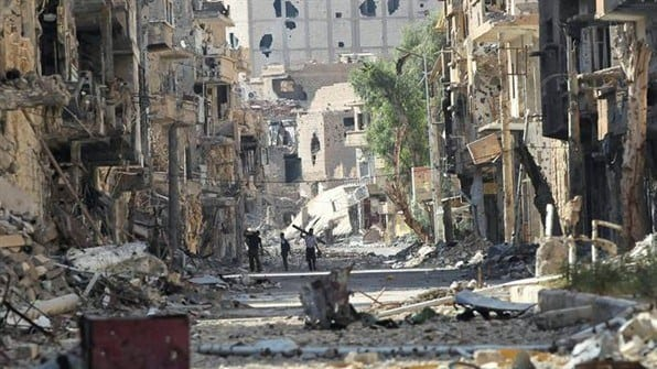 Syria. Sana.