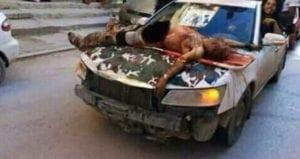 Suffering Libya atrocities post 2011