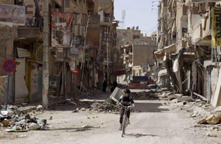 Syria, 2016/