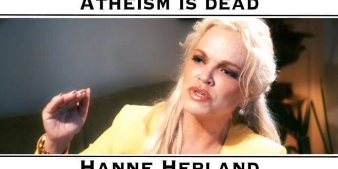 Atheists are small minority in ocean of Believers in God: Hanne Nabintu herland The Culture War