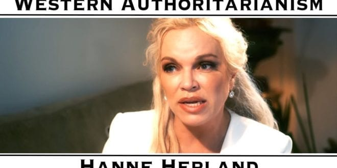 "WATCH VIDEO: International book release ""The Culture War. How the West lost its greatness"" – Hanne Nabintu Herland"