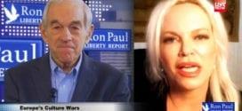 Hanne Herland on Ron Paul Liberty Report