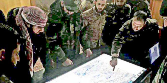 NATOs rolle omdefinert til å støtte terroristers destabilisering av Midtøsten: Ghouta som islamistenes skanse – Eva Thomassen, Herland Report