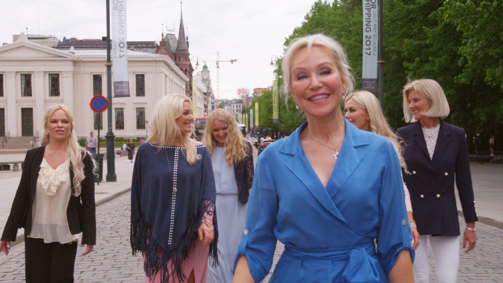 Herland Report TV serie Søstre. Om samliv og selvtillit.