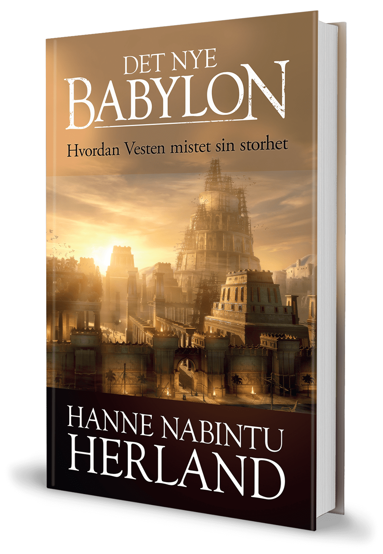 Det Nye Babylon av Hanne Nabintu Herland
