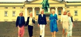 Herland Report nettserien Søstre på YouTube: Line Ekelund, Anne Kristin Hognestad, Beate Alstad, Mona Hartmann, Gro Elisabet Sille og Hanne Nabintu Herland