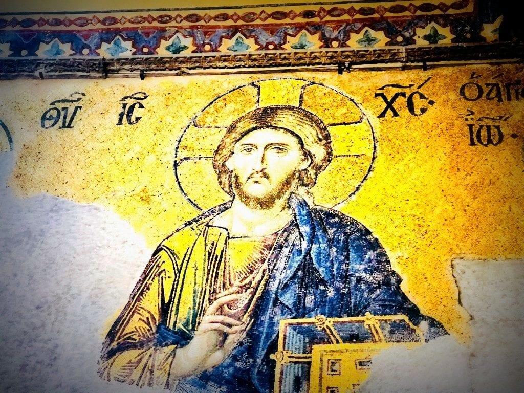 Hanne Nabintu Herland Hagia Sophia, Constantinople, Istanbul, Turkey, Orthodox Christianity, Herland Report