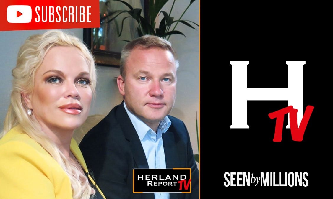 Western Idealism has Failed Completely: Helge Lurås, Herland Report