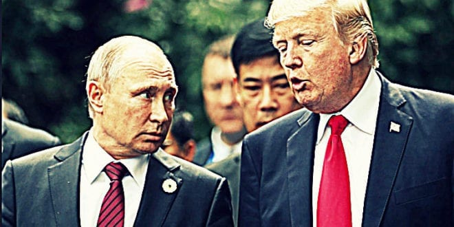 It speaks to the moral greatness of Putin that Russia consented to a pretend attack in Syria for Trump to save face – Dr. Paul Craig Roberts