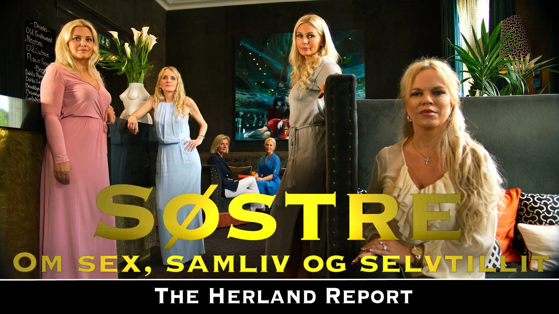 Enda en klikkvinner fra Herland Report TV på YouTube, sier NATT&DAG om nettserien SØSTRE:
