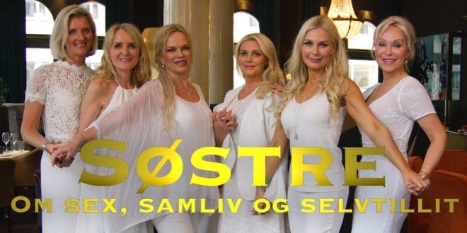 """Herland Report TV presenterer ny TV serie """"Søstre. Om sex, samliv og selvtillit"""" om parforhold, selvtillit og det gode liv"""