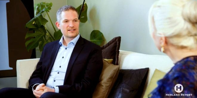 TV interview: We want peace in our time, not war – says Founder of People Diplomacy Norway, Hendrik Weber to Herland Report