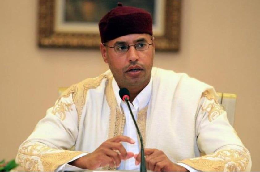 Saif al Islam Gaddafi Libya News Herland Report Memorandum on Libya