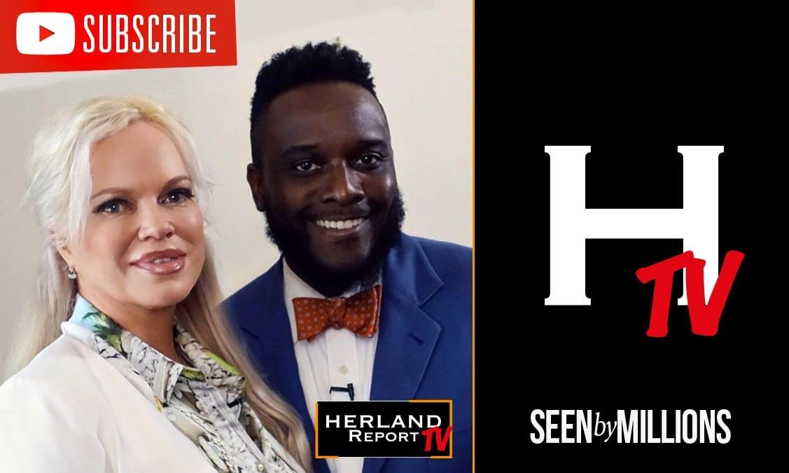The Herland Report nyhetssiden