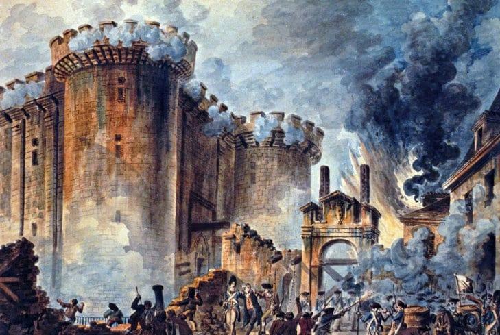 French Revolution Tyranny