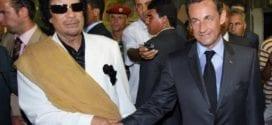Medieløgnene om Libya krigen Sarkozy Gaddafi