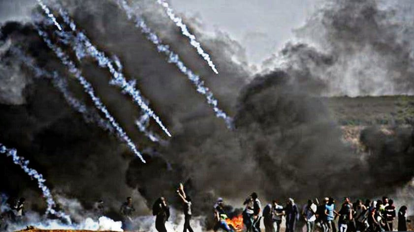 Israel-Gaza clashes: Witnessing same events yet grossly divergent views of what they are seeing?