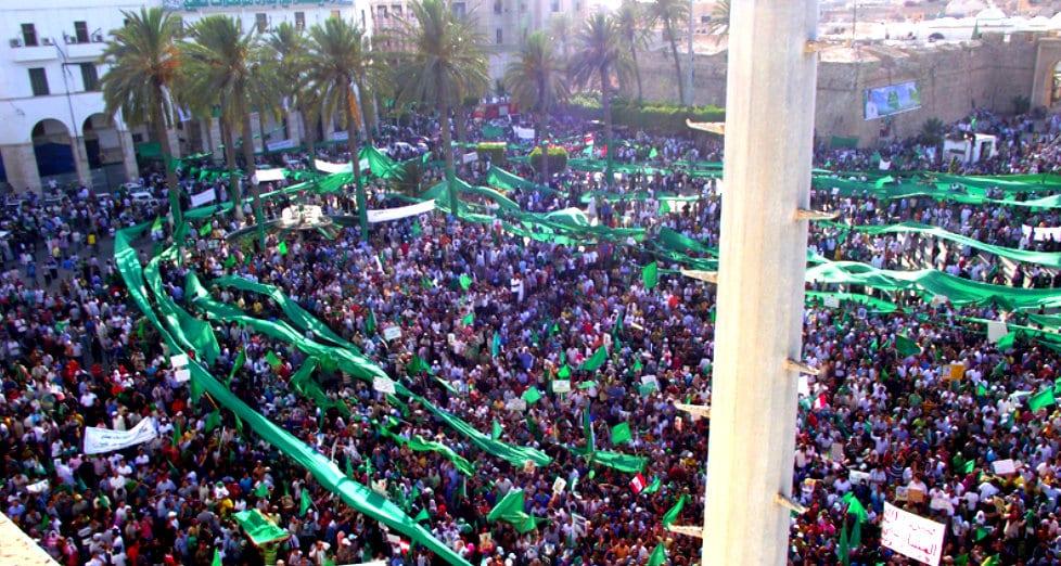 International demand: Tripoli to release Abdullah al-Senussi: Million march for Gaddafi 2011 Herland Report